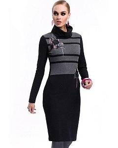 Элегантное трикотажное платье Zaps Gisela