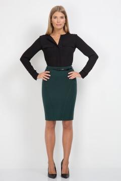 Офисная юбка Emka Fashion 548-gvenet