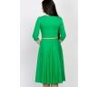 купить зеленое платье