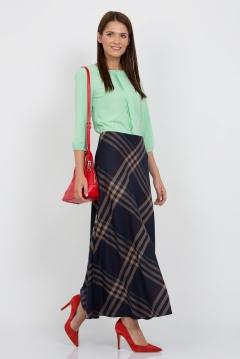 Длинная юбка Emka Fashion 314-loriana (коллекция осень 2015)