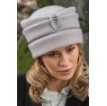 Женская шапка из шерсти Willi Latti