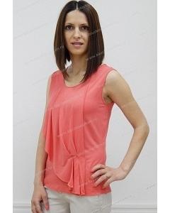 Коралловая блузка Sunwear N69-1