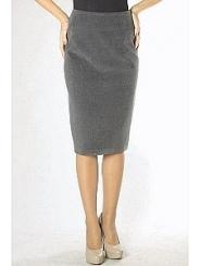 Юбка Emka Fashion   001-cashmere gray