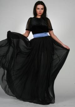 Длинная юбка Chertina&Durre