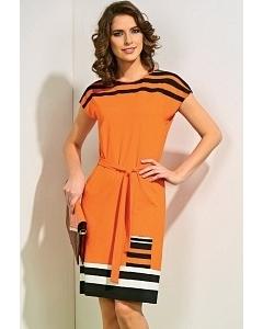 Летнее платье TopDesign A4 018