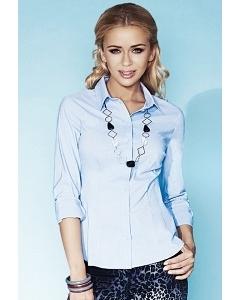 Голубая блузка Zaps Cameron