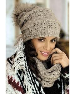 Модная шапка Kamea Liana