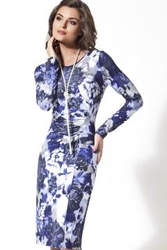 Платье из мягкого трикотажа | B2 067