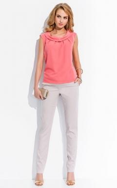 Коралловая блузка Sunwear R97-1