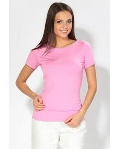 Обтягивающая женская футболка | 3604
