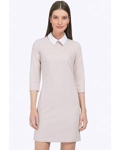 Офисное платье Emka PL440/jabon