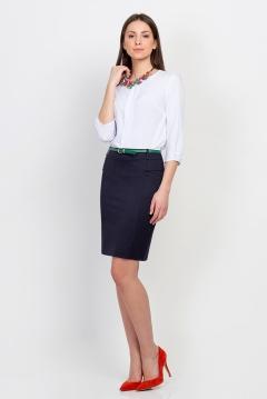 Офисная юбка Emka Fashion 597-focus