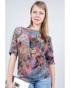 Трикотажная блузка Golub Т264-1103-2465