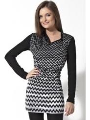 Платье-туника TopDesign | В2 131