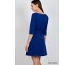 купить платье синего цвета