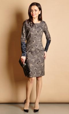 Платье TopDesign B5 078