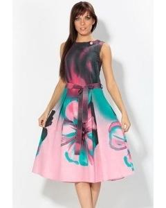 Платье из 100% хлопка (Весна-лето 2012) | 1663
