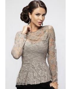 Кружевная блузка Enny 16024