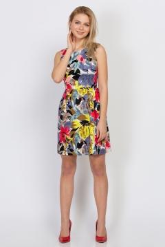Летнее платье Emka Fashion PL-426/olbana