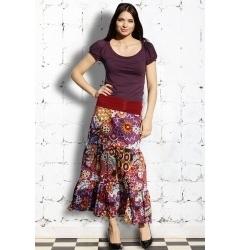 Цветочная юбка  Ремикс