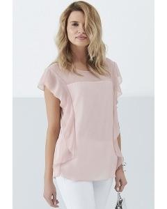 Розовая блузка Sunwear Q49-3-17