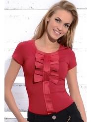 Красная блузка Zaps Patrycja