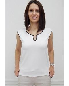 Белая блузка Sunwear N05-2