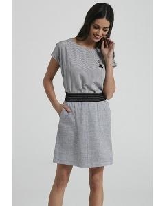 Летняя льняная юбка Ennywear 250002