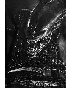 Мужская футболка Alien 2 (Светится в темноте и ультрафиолете)