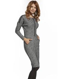 Трикотажное платье Enny 220038