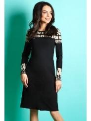 Платье TopDesign B5 065 (коллекция осень-зима 15/16)