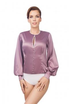 Стильная блузка-боди Viva La Donna Б 02-5