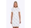 купить платье с белым воротничком