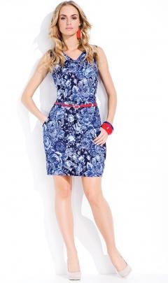 Платье-тюльпан Zaps Febe