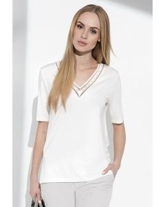 Простая женская блузка Sunwear I18-3-08
