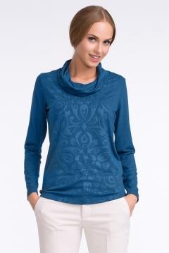 Блузка синего цвета Sunwear U20