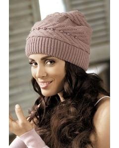 Элегантная шапка Kamea Julia