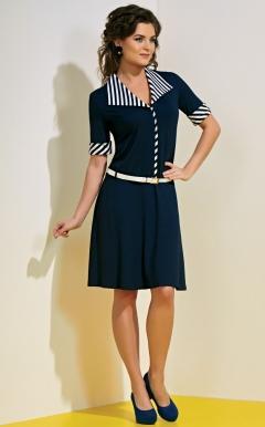 Строгое платье TopDesign A4 087