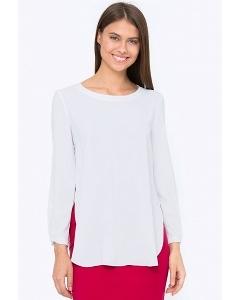 Блузка с разрезами по бокам Emka b 2255/anet