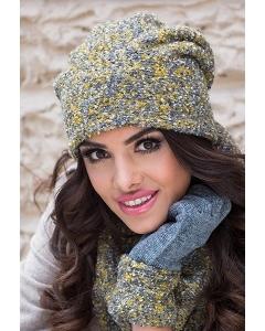 Трикотажная шапка Kamea Lidia