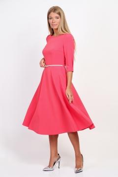 Романтическое платье Emka Fashion PL-407/filomena