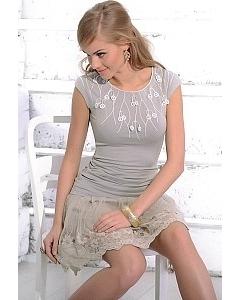 Стильная блузка Zaps Lea