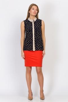 Блузка без рукавов Emka Fashion b 2158/vitaliya