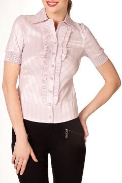 Лиловая блузка Golub