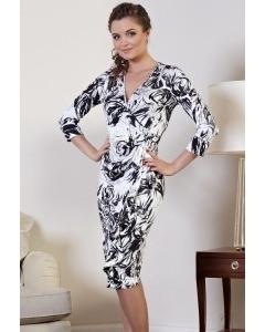 Стильное платье TopDesign premium | РВ2 28