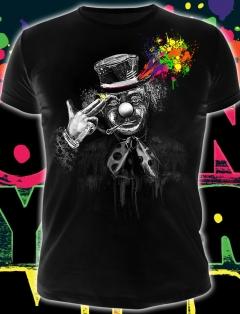 Стильная мужская футболка Free Your Mind