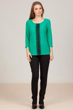 Зеленая блузка Remix 3716/2