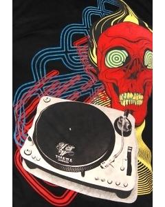 Мужская футболка No money no honey Zombie Music