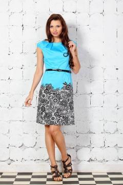 Платье из коллекции 2011 года Remix