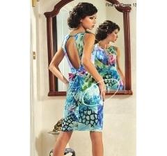Элегантное летнее платье V&V